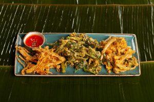 Sezonowe warzywa tajskie